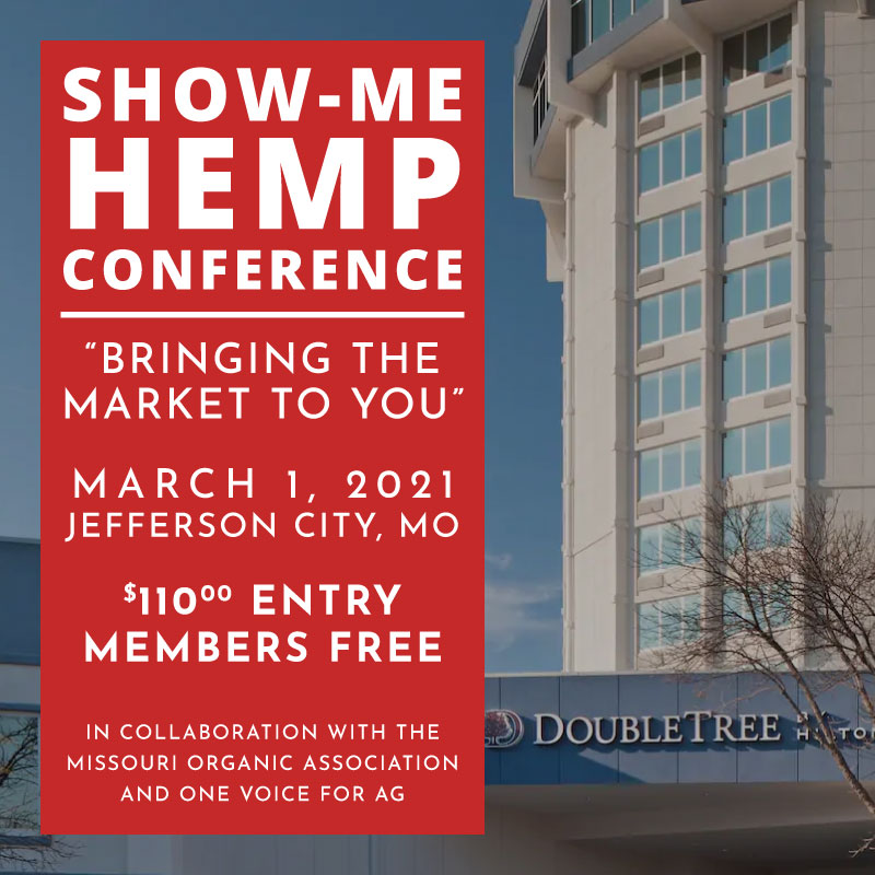 Show-Me Hemp Association-Announces First Annual Conference