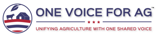 One Voice for Ag Logo Official
